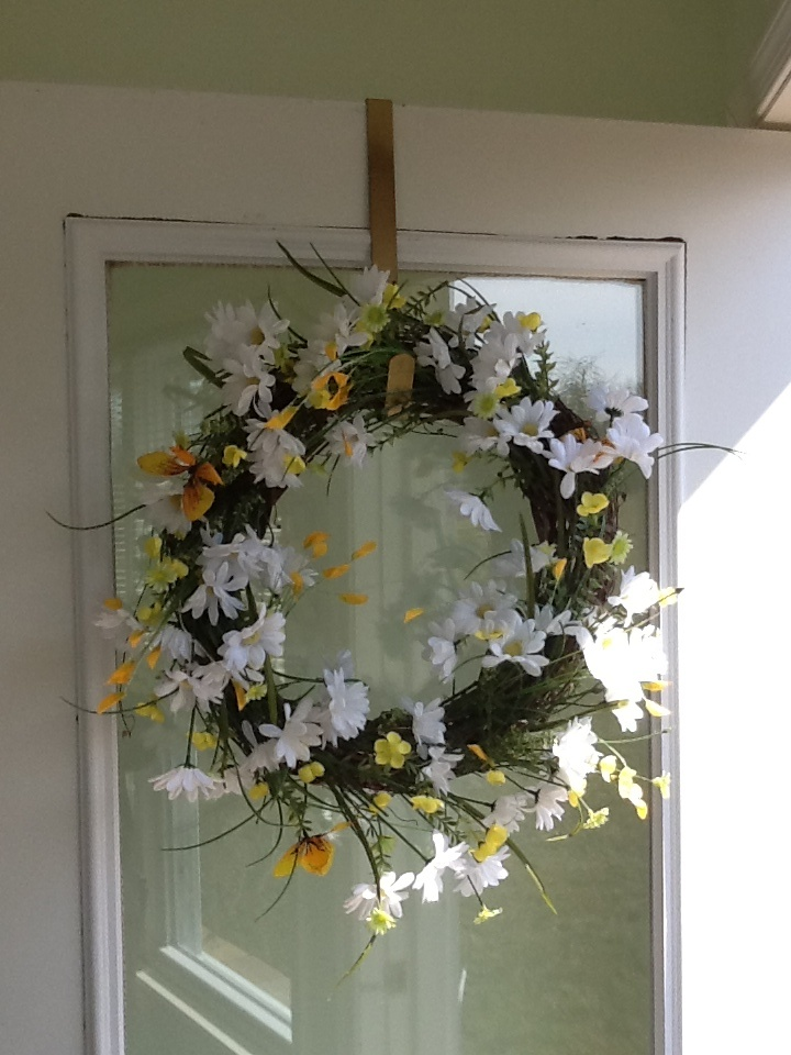 Spring wreath, do it yourself | Crafts
