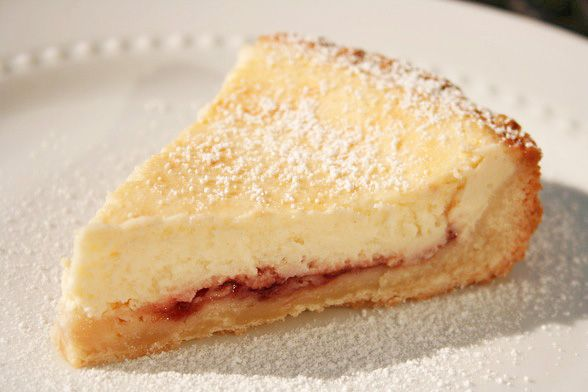 easy cheesecake | Baked Delights | Pinterest