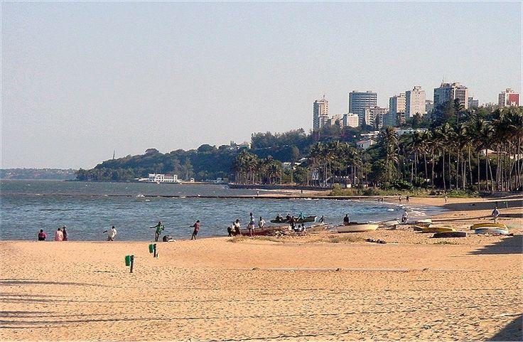 Maputo Mozambique  city pictures gallery : Maputo, Mozambique   Mozambique   Pinterest