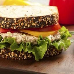 Tuna Salad Sandwich | Yummy Foods to Try | Pinterest