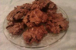 Flourless Chocolate Coconut Drops « Coffeequilter's Corner