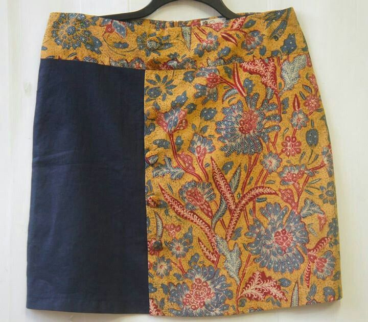 Batik Skirt 113