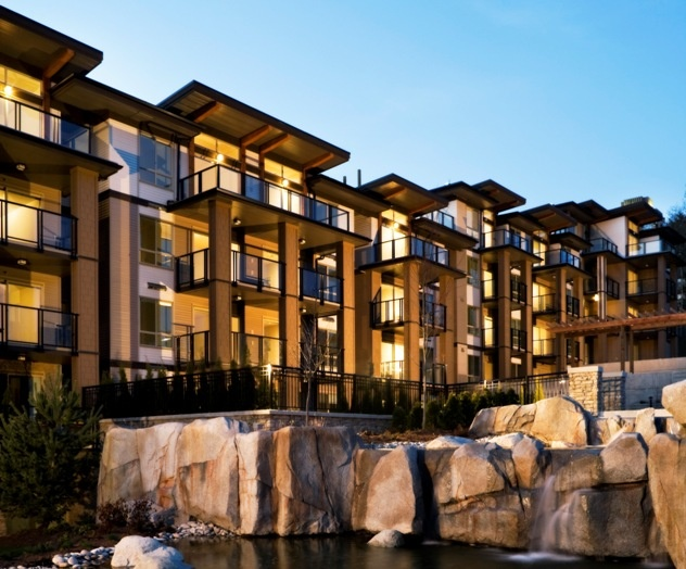 Green in Burnaby: B.C.'s first apartment project constructed to Built Green™ Gold standards
