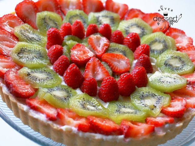 healthy fruit pie fruit tart recipe