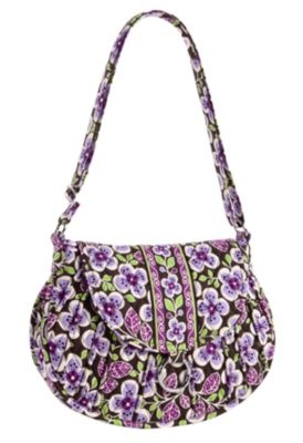 Saddle Up in Plum Petals, Vera Bradley