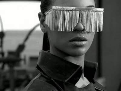 musing shades made by some clever smithery George Gorrow - Beyoncé