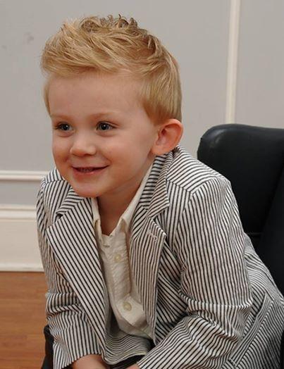 Toddler Boy Hairstyles / Boy Style | KADEN | Pinterest