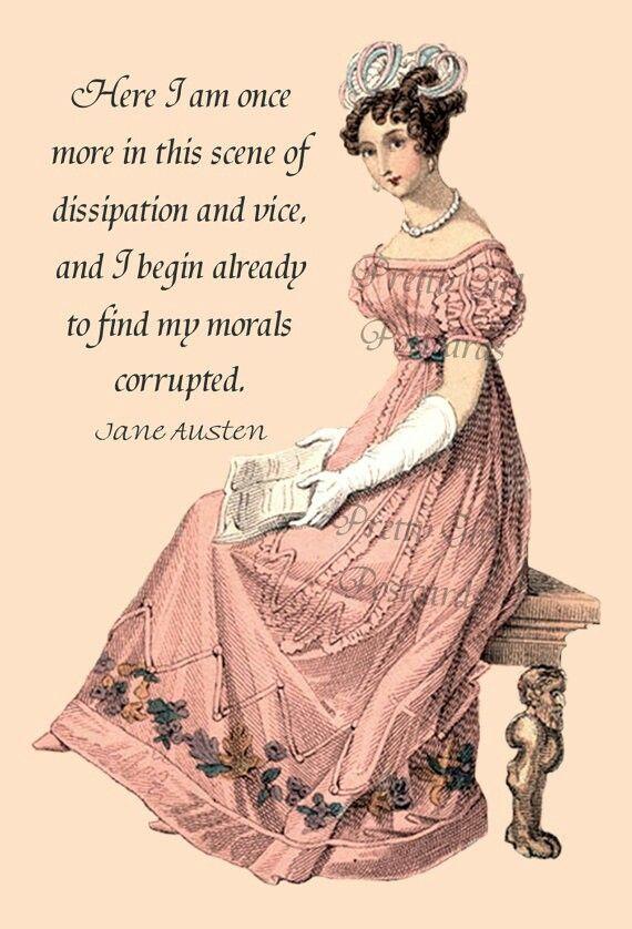 Birthday Jane Austen Quotes Quotesgram