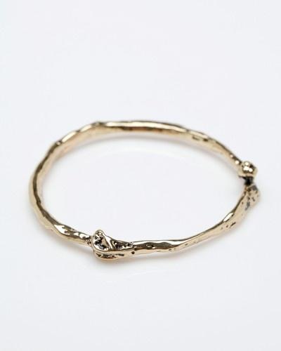 Bone Stack Bracelet Low Luv x Erin Wasson: $70