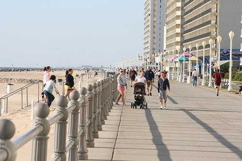 virginia beach boardwalk memorial day