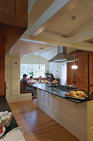 Small Kitchen Booth Ideas