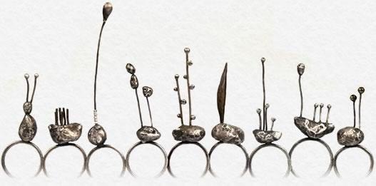Liisa HASHIMOTO -- mebae rings