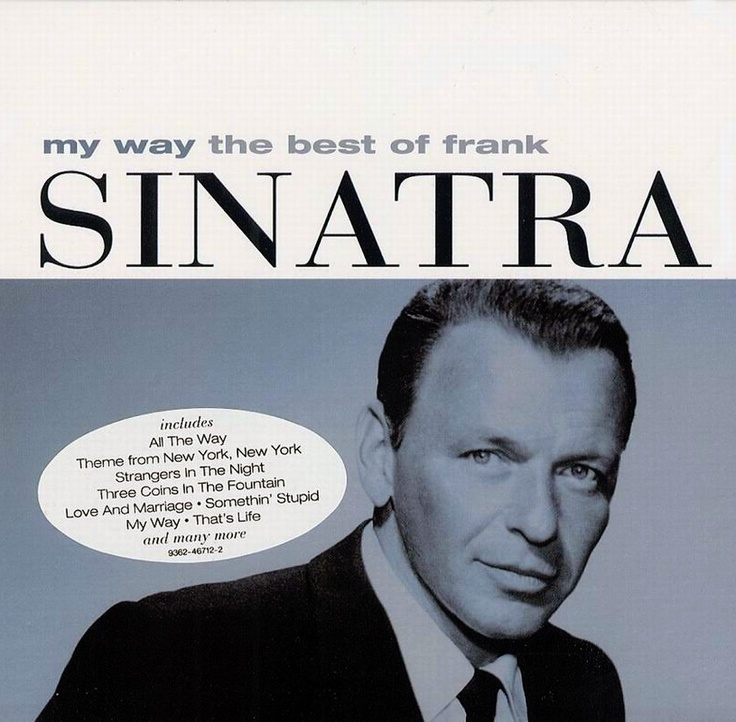 frank sinatra my way the best of frank sinatra music sinatra Images ...