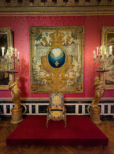 Le salon d 39 apollon palace of versailles palace of for Salon d apollon