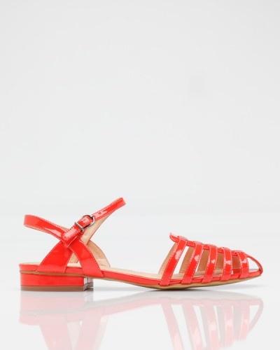 Woven Sandal (red) - Marais