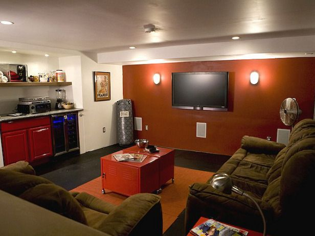 Man Cave Workout Room : Man cave gym home pinterest