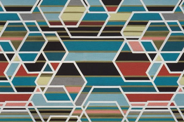 Agency by Sarah Morris, #Unique. Renewable Content: 25% cotton.