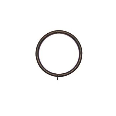 2 Metal Curtain Rings With Eyelets Houseparts Drapery Hardware Pi