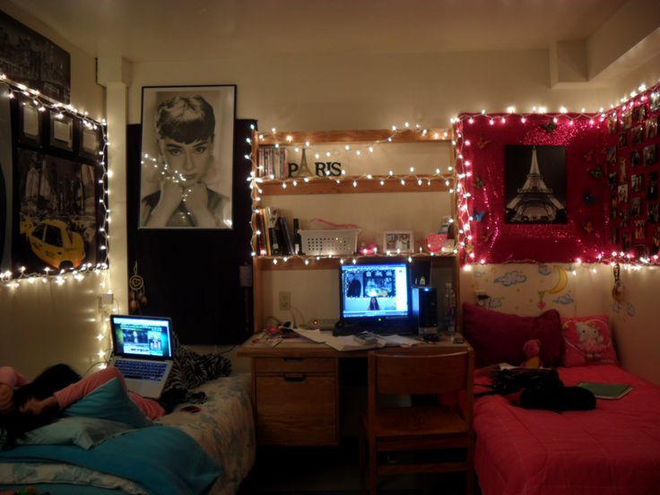 Good Ideas Dorm Rooms Decor College Is Coming Pinterest