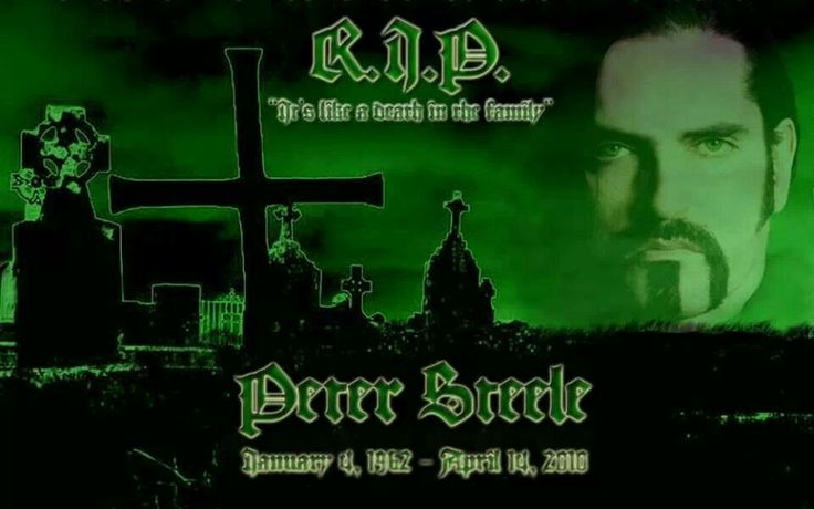 RIP Peter Steele - Typ...