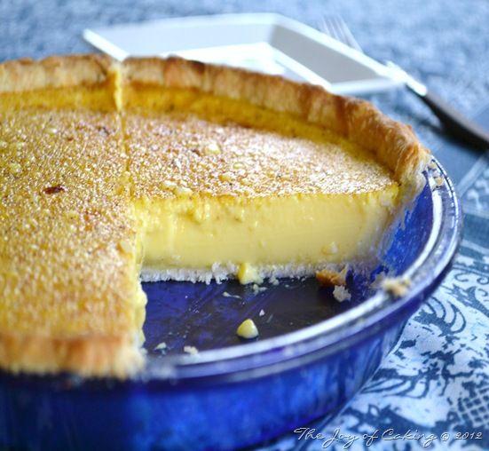 OMG Custard pie! | PIES! | Pinterest