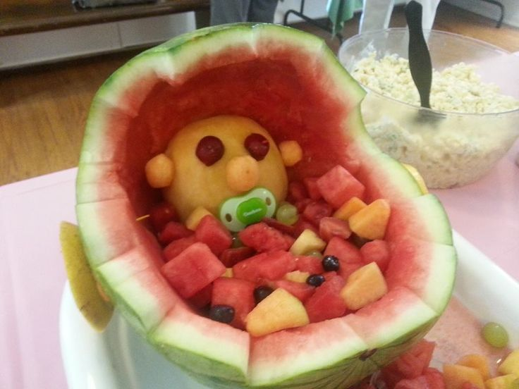 more like this baby shower fruit fruit salads and baby shower