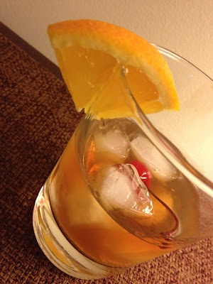 Don Draper's Rye Old Fashioned | Neurotic Kitchen - Recipes, Meals ...