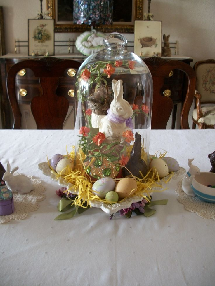 Easter decor easter pinterest for Easter decorations for the home pinterest