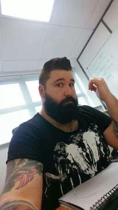 Dating for beard lovers, csi dick and jane killer