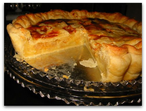 Shaker Lemon Pie Recipe: Sweet, Sour, Delicious