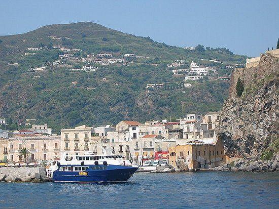 Lipari Island Italy
