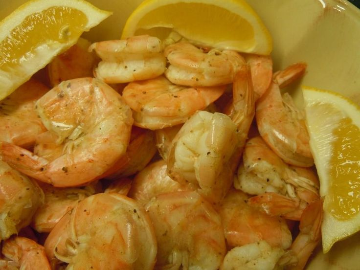 steamed peel and eat shrimp. Delicious and 2 ww points per 4 ounces ...