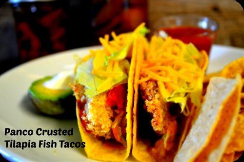 Tilapia Fish Tacos | Main Dish | Pinterest