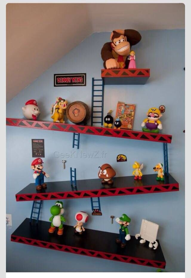 Nintendo decoration decor dreams pinterest for 143dressup games decoration