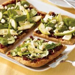 Fig & Arugula Tartine | yummy | Pinterest