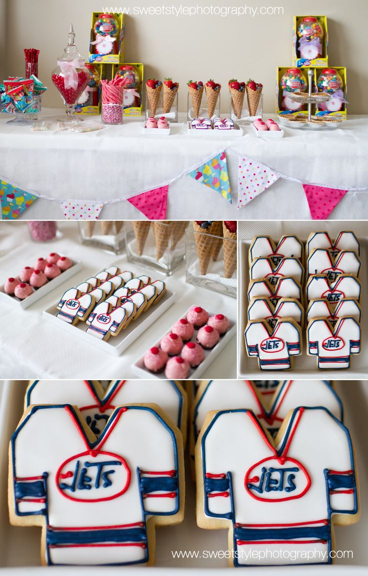 Jets party ideas (and others too!)
