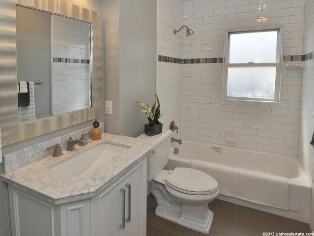 gorgeous updated bathroom   Bathrooms   Pinterest