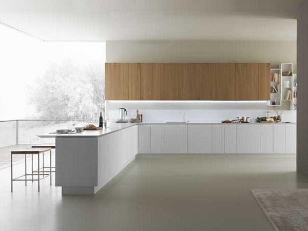 Modern Minimalist Kitchen Design Kitchens Pinterest