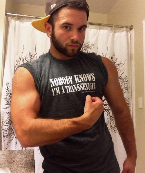 Трансы как мужчина