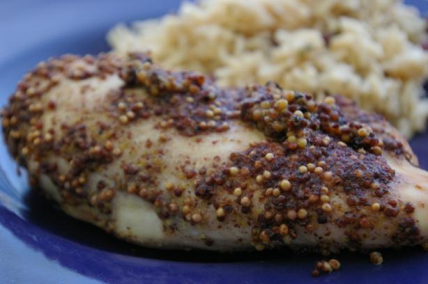 Chicken Breasts Dijon | Recipe