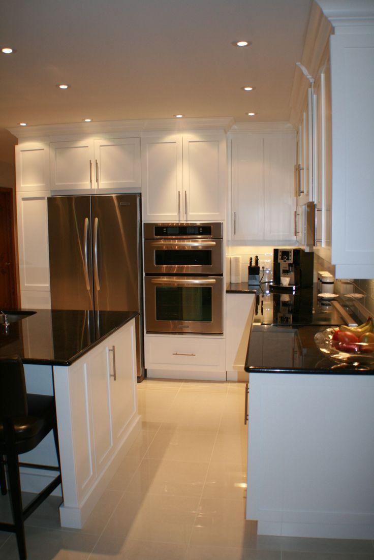 Rideaux Chambre Fille Pas Cher : Contrasting countertops  Kitchens  Pinterest
