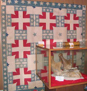 antique confederate quilt