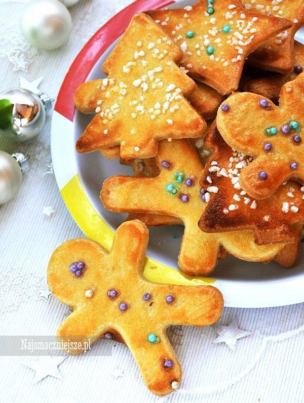Ciastka maślane, ciasteczka maślane, dla dzieci, http:najsmaczniejsze.pl #food #ciasteczka #maślane