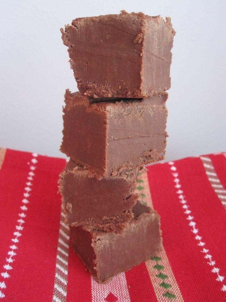 No-Fail Chocolate Fudge | pic/food | Pinterest