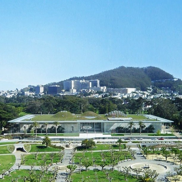 #California Academy of Science by #RenzoPiano #architecture #sanfrancisco #archdaily #instagood #iphonesia