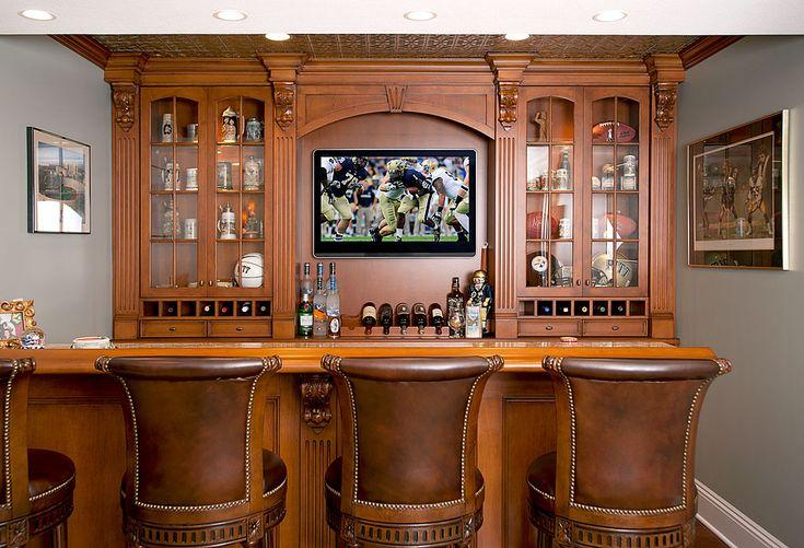 Custom home bars joy studio design gallery best design - Custom bar design ...