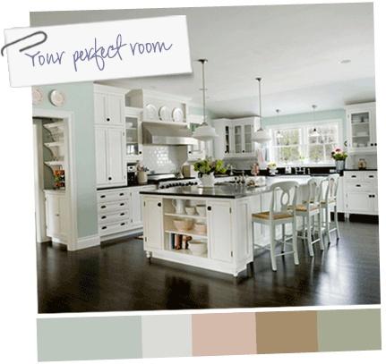 Pure Home:  website for selecting colors and decorating styles