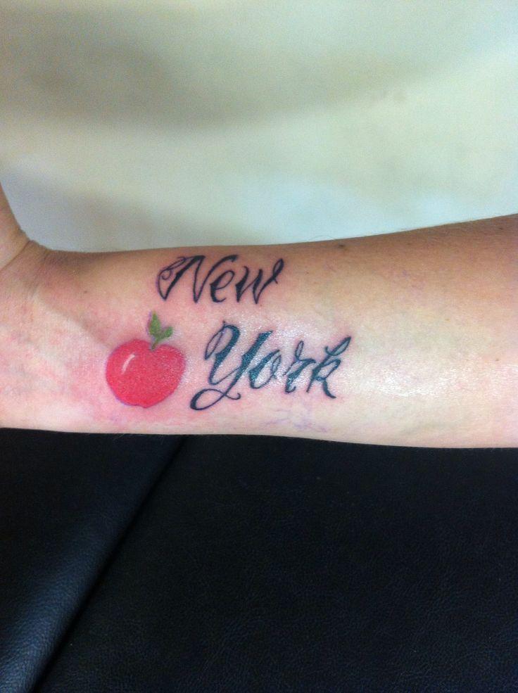 my new york tattoo alex 39 s tattoo ideas pinterest. Black Bedroom Furniture Sets. Home Design Ideas