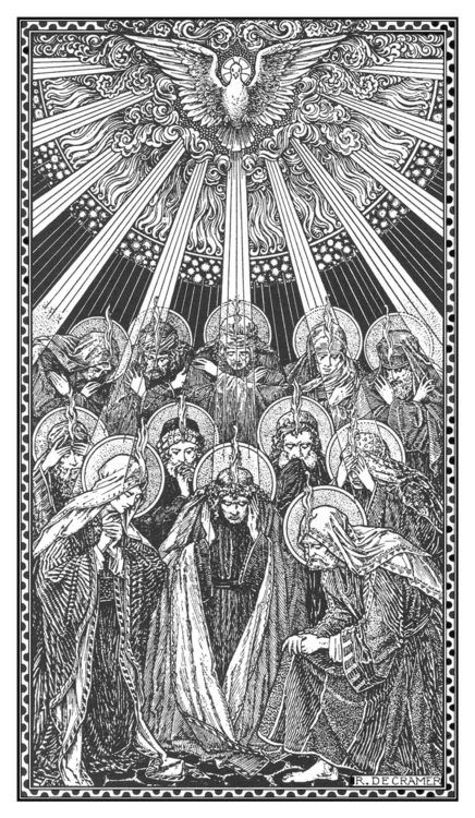 the mystery of pentecost godly play