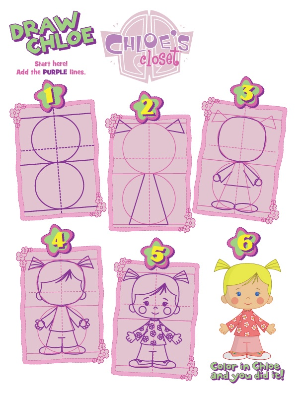 How To Draw Chloes Closet
